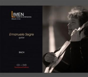 Emanuele Segre una chitarra per Bach