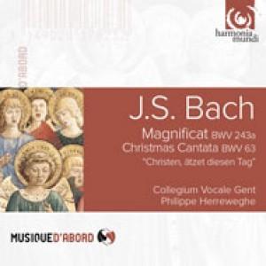 Bach Magnificat e Cantata « Christen, ätzet diesen Tag »